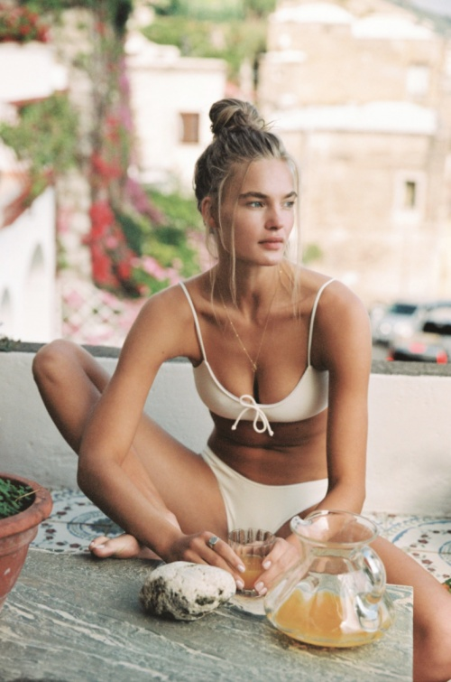 Juillet - Haut de bikini
