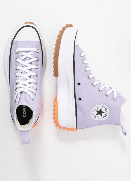 Converse - Basket lila