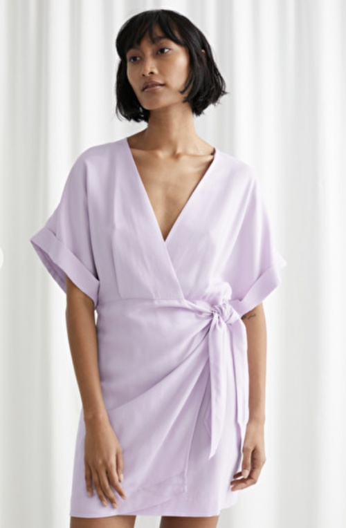&Otherstories - Robe lila