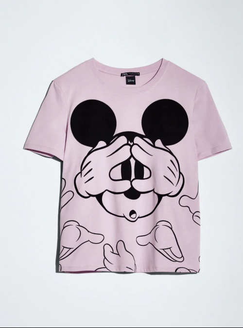 Zara - Top mickey