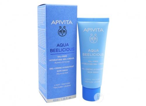 Apivita - Aqua Beelicious Oil Free Gel Cream