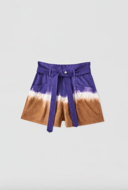 Pull & Bear - Short en jean