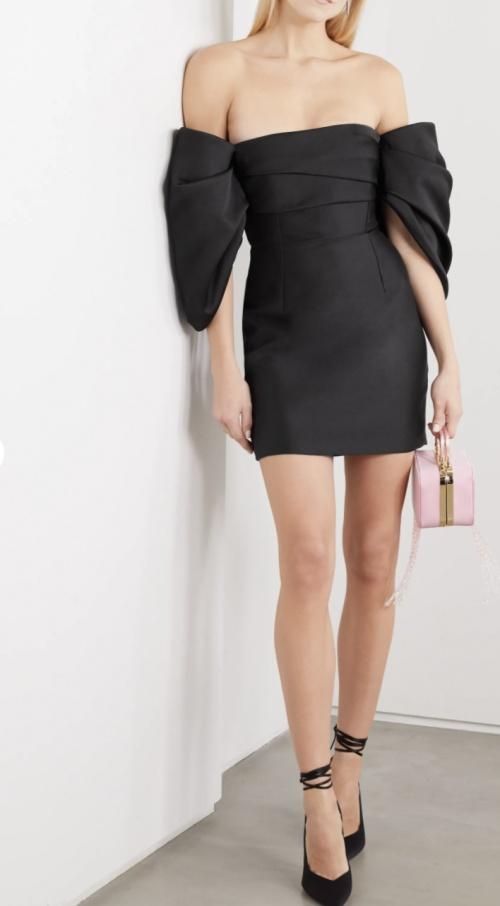 Solace London - Robe bardot