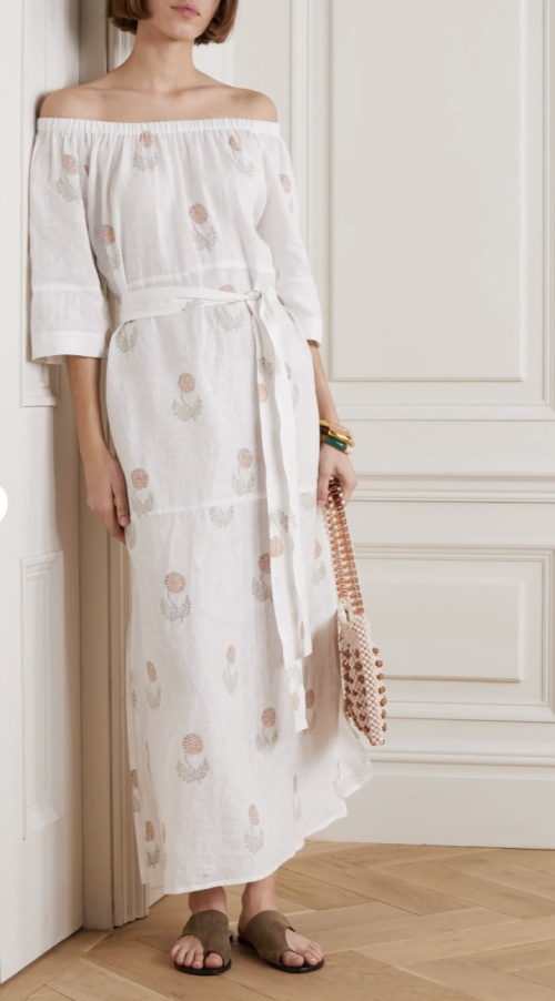 Hannah Artwear - Robe bardot
