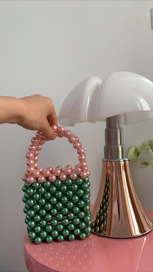 Moune Paris - Sac en perles