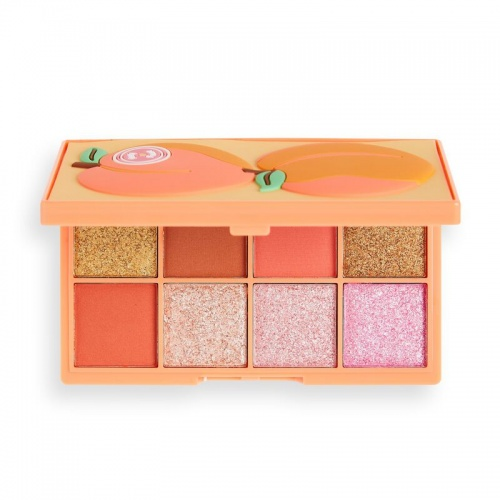 Revolution - I Heart Revolution Mini Tasty Peach Eyeshadow Palette