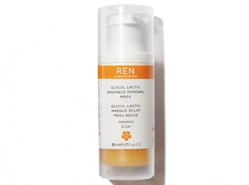 Ren - Masque Éclat Peau Neuve Glycol Lactic