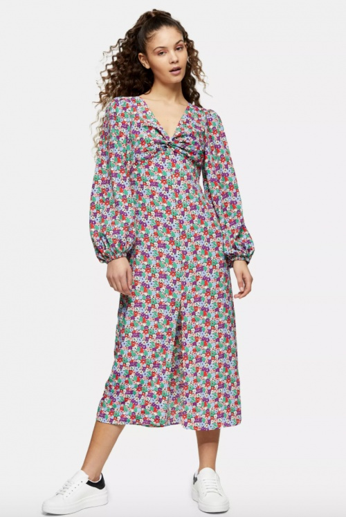 Topshop - Robe longue