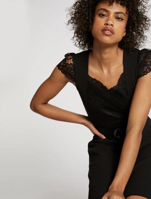 Morgan - Robe noire