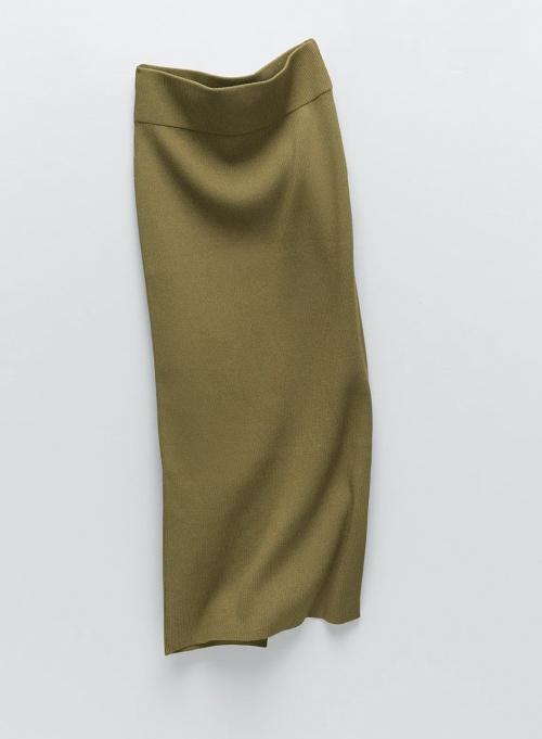 Zara - Jupe en maille