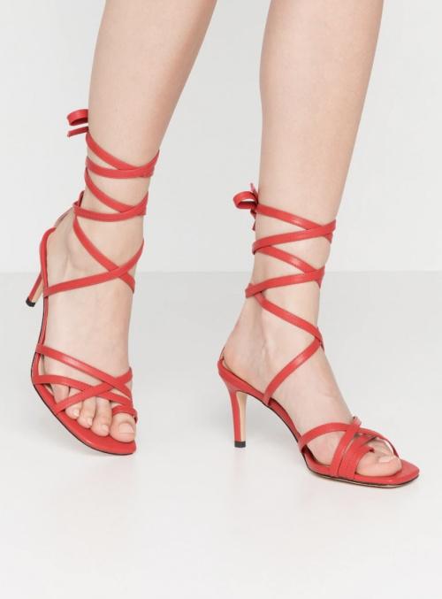 NAKD - Sandales à lacets
