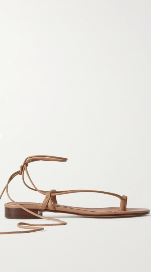 Emme Parsons - Sandales à lacets