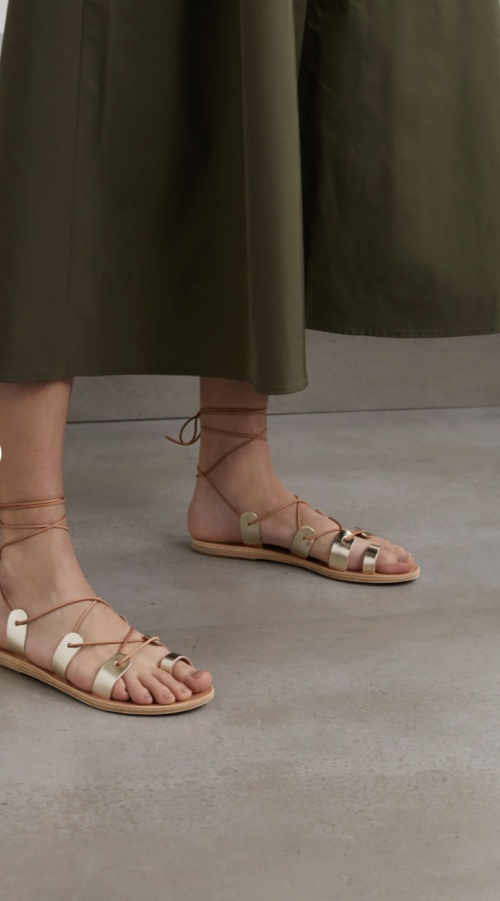 Ancient Greek Sandals - Sandales à lacets
