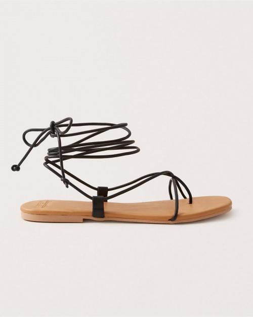 Abercrombie & Fitch - Sandales à lacets