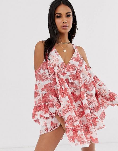 ASOS DESIGN - Robe de plage