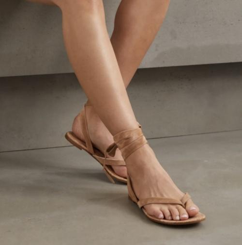 Gianvito Rossi - Sandales à lacets