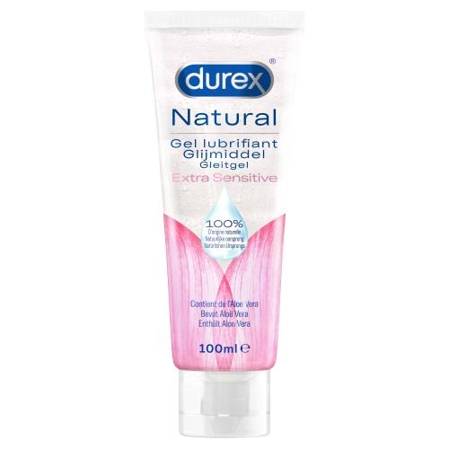 Durex - Gel Natural Extra Sensitive