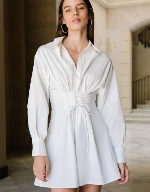 Bershka - Robe chemise