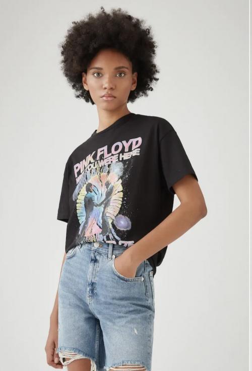 Pull&Bear - T-shirt rock