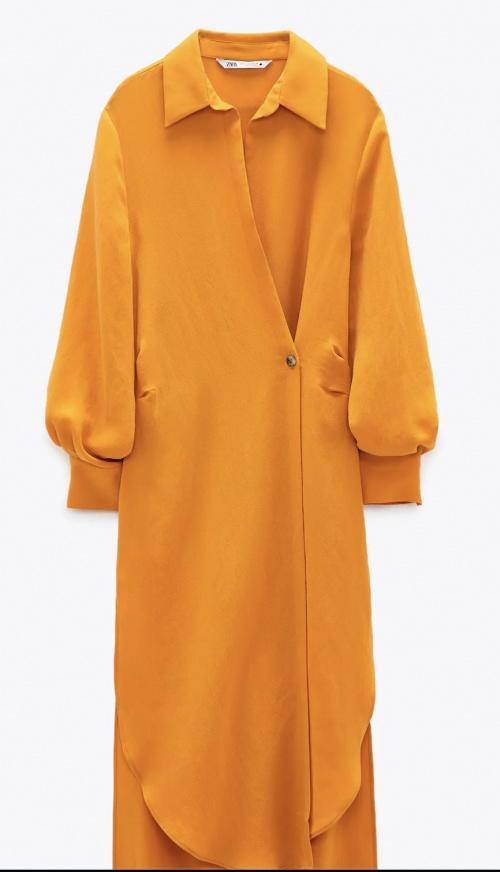 Zara - Tunique portefeuille