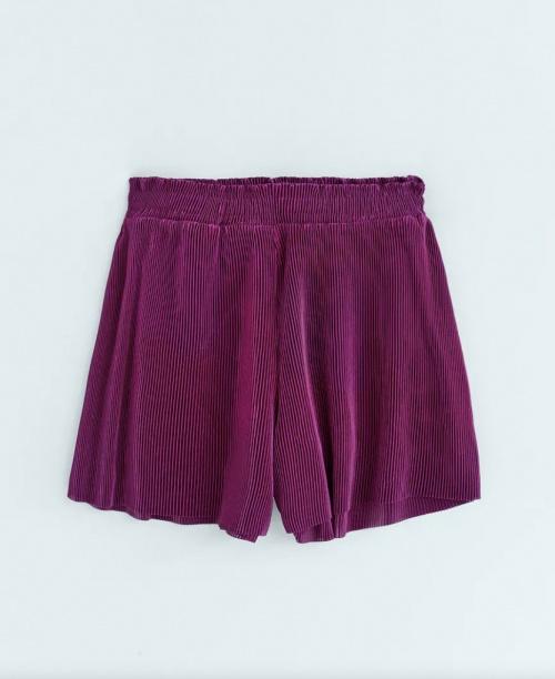 Zara - Short plissé