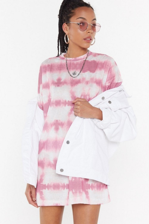 Nasty Gal - Robe t-shirt
