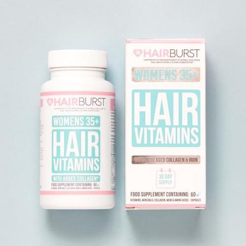 Harburst - Vitamines pour cheveux 35 ans et +