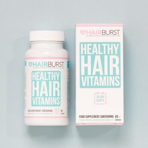 Hairbrust - Vitamines pour les cheveux