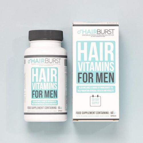 Hairburst - Vitamines pour les cheveux pour hommes