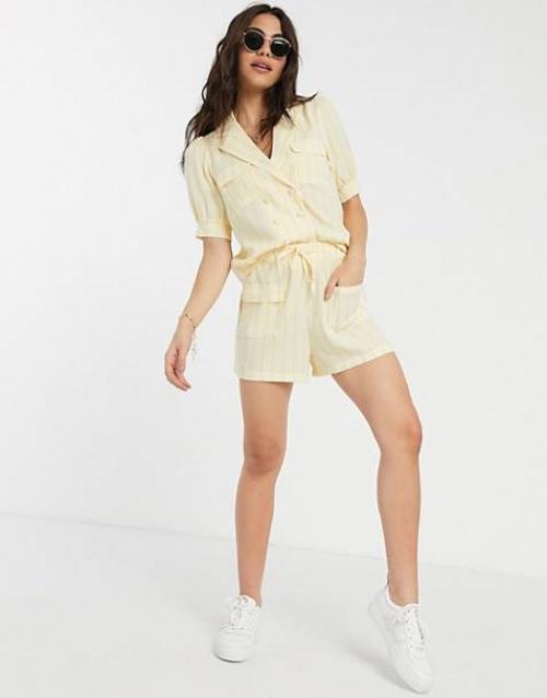 Fashion Union - Chemise à rayures