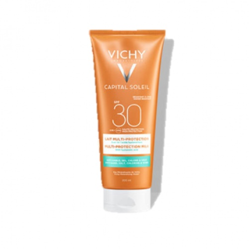 Vichy - Capital soleil lait multi-protection SPF 30