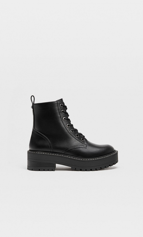 Stradivarius - Bottines