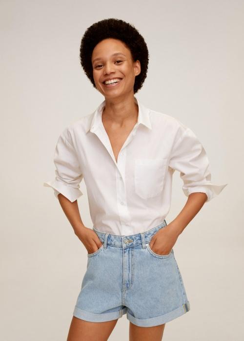 Mango - Short en jean