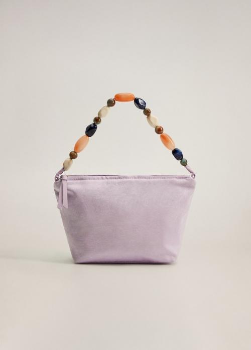 Mango - Sac avec perles