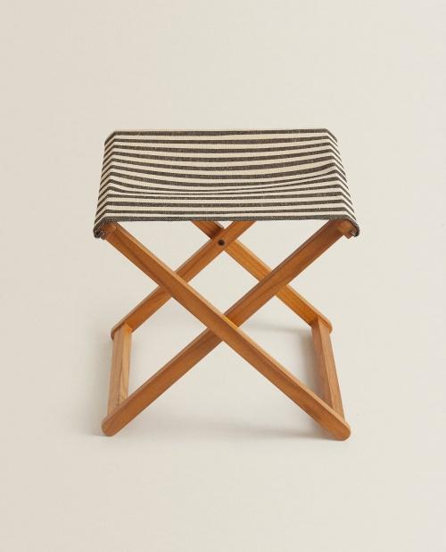 Zara Home - Chaise pliante