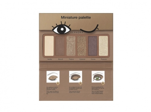 Sephora Collection - Miniature Palette Cookie