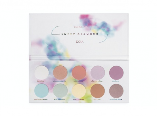 Zoeva - Sweet Glamour