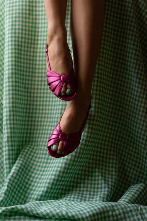 Frida - Sandales à talons