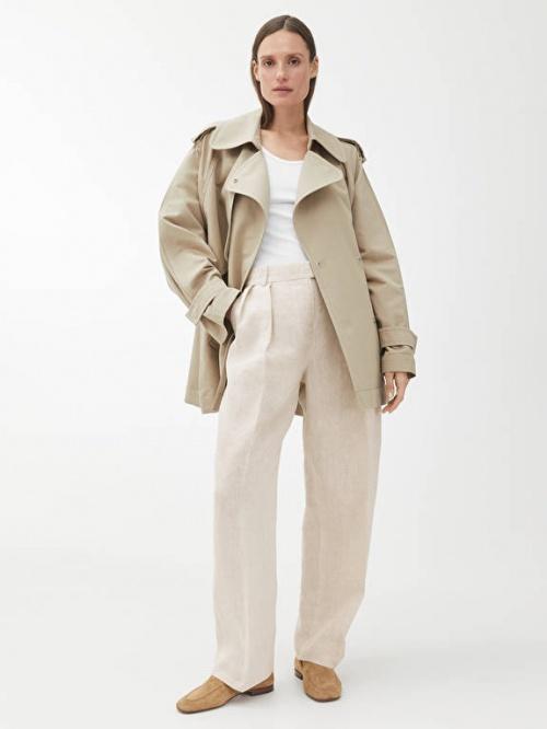 ARKET - Pantalon en lin