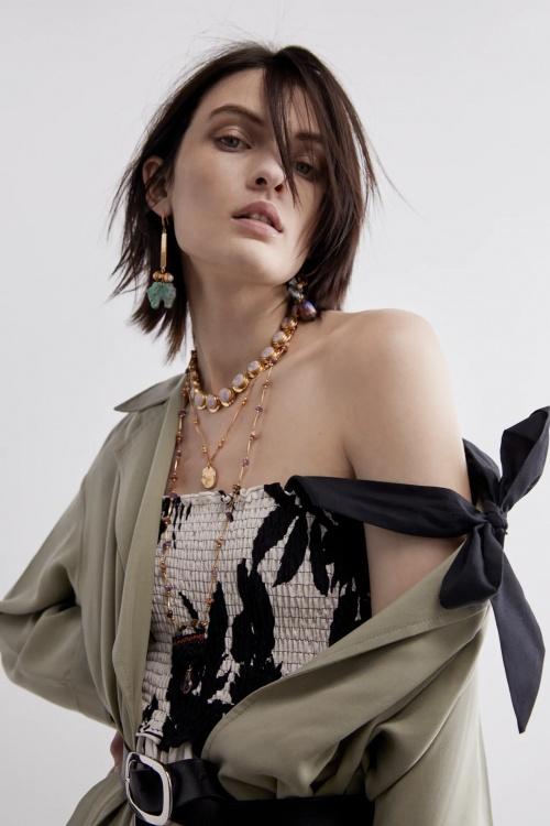 Zara - Lot de Colliers