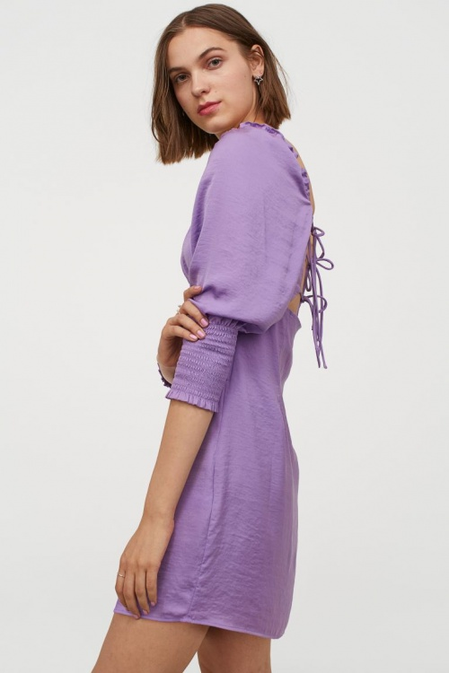 H&M - Robe froncée