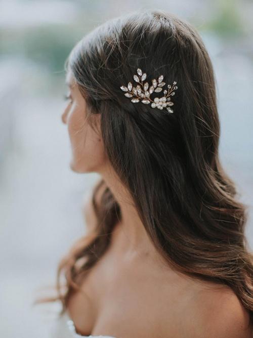DavieandChiyo - Épingle à cheveux de mariée
