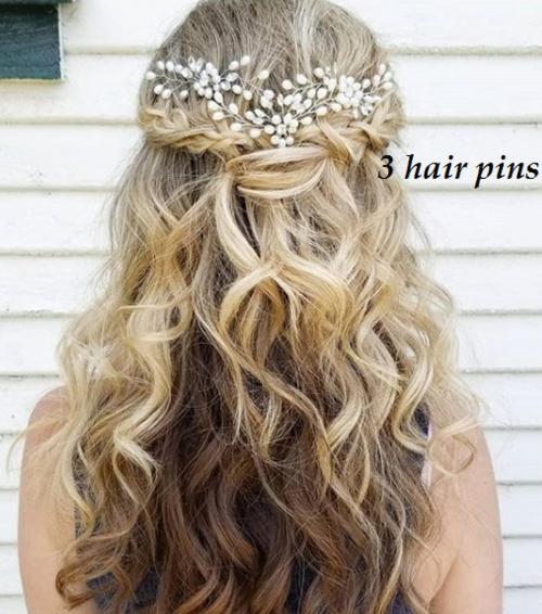 WeddingBoutiqueUA - Peigne à cheveux de mariée