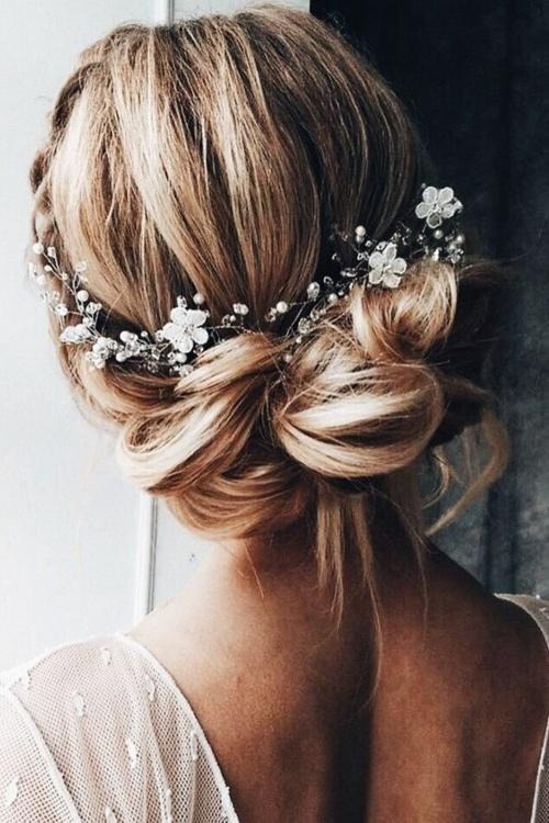 SavchenkoDesign - Couronne cheveux de mariée