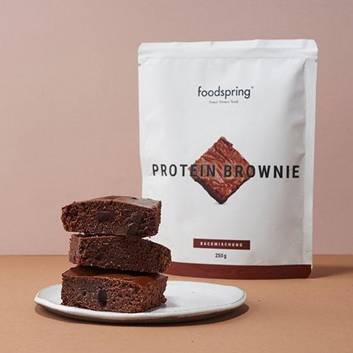foodspring - Mix pour brownie protéiné