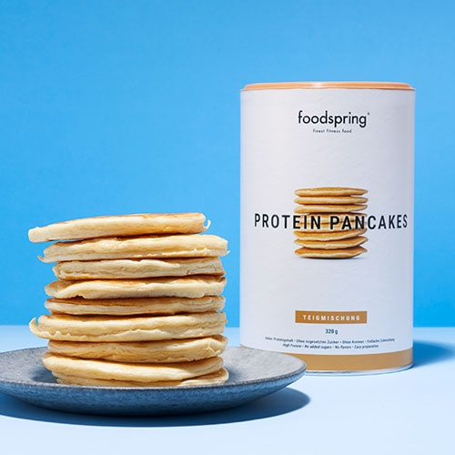 foodspring - Mix pour pancakes protéinés