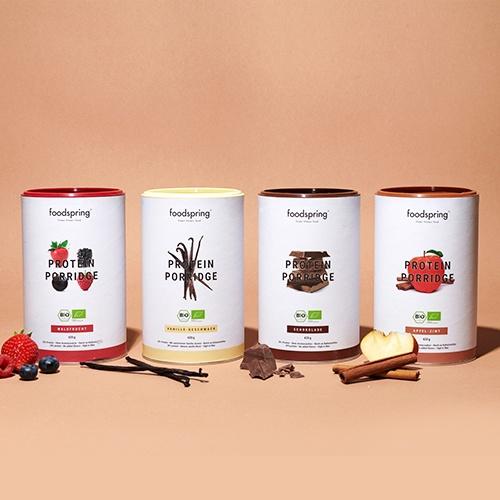 foodspring - Porridge protéiné