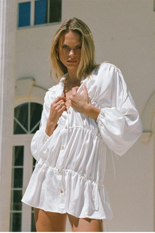 Sabo Skirt - Robe chemise