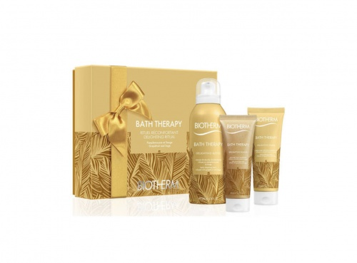 Biotherm - Coffret Bath Therapy Reconfortant