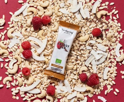 foodspring - Barre énergétique en pack de 12